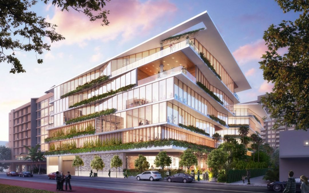 STARWOOD CAPITAL BREAKS GROUND ON NEW HEADQUARTERS IN MIAMI BEACH
